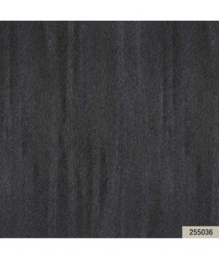 Tapet decorativ dormitor din vinil gri metalizat model uni 70 cm latime Animalier Portofino 255036