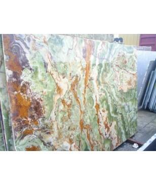 Onix Verde Lastre 3 cm