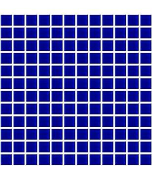 Mozaic Albastru din Sticla Midas