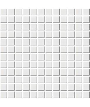 Mozaic Alb din Sticla Midas