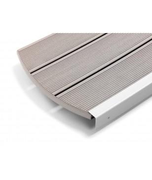Deck Gradina Terasa Relazzo gri inchis R20-D550 sasso 140 mm